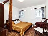 pokoj dvoulůžkový - ubytování Pec pod Sněžkou - Velká Úpa