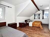 pokoj třílůžkový - ubytování Pec pod Sněžkou - Velká Úpa