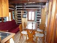 Apartmán v přízemí - kuchyňka
