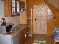 Kuchyňka pokoj č.8 - Benecko