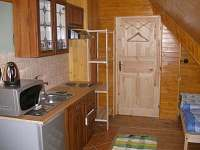 Kuchyňka pokoj č.8