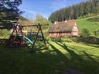 Chalupa Dolní Lysečiny