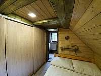 pokoj číslo 2 - pronájem chaty Příchovice 1189