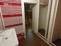 Chalupa Na hráni, koupelna 1 - Velká Úpa
