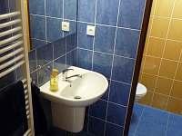 3 x WC s předsíňkou - Špindlerův mlýn