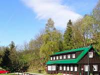 Chalupa s modrou oblohou - Špindlerův mlýn