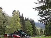Chata DIAS v květnu - k pronájmu Špindlerův mlýn