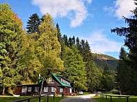 Chata DIAS v údolí Svatý Petr - pod Kozími hřbety - k pronájmu Špindlerův mlýn
