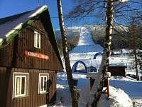 Chata k pronajmutí - zimní dovolená Špindlerův mlýn