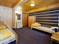 Pokoj č. 1 - 4 lůžka + 1,5 přistýlka - chata k pronájmu Špindlerův mlýn