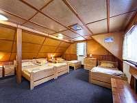 Pokoj č.5: 5 lůžek - chata k pronájmu Špindlerův mlýn