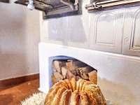 Bábovka z naší pece - to je luxus! - chalupa k pronajmutí Tample
