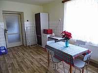 Jídelna - apartmán k pronájmu Malé Svatoňovice