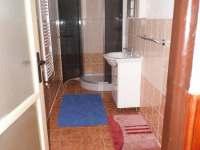 Koupelna - pronájem apartmánu Malé Svatoňovice