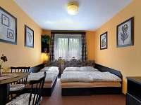 ložnice č.4. - chata ubytování Harrachov