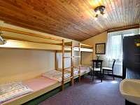 ložnice č.5. - chata k pronájmu Harrachov