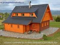 ubytování Ski areál Šachty Vysoké nad Jizerou Chalupa k pronajmutí - Jílové u Držkova