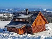 ubytování na chatě k pronajmutí Jílové u Držkova