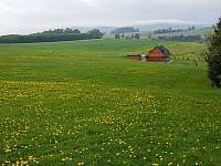 ROUBENKA čp 145 - pozemek přes 20tis m2 poskytuje klid a soukromí - pronájem chalupy Jílové u Držkova