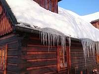 zima na roubence - Jílové u Držkova