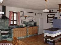 Chata Tříč 99 - chata ubytování Horní Tříč - 5