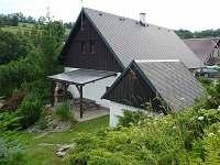 ubytování Lyžařský vlek Kozinec - Jilemnice na chatě k pronájmu - Horní Tříč