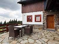 Chata Hájenka - chalupa ubytování Špindlerův Mlýn - Přední Labská