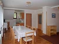 apartmán jídelna - Svoboda nad Úpou
