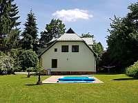 Bazén a vila - k pronájmu Svoboda nad Úpou