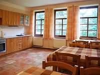 kuchyň s jídelnou - Svoboda nad Úpou