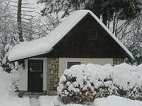 Chata k pronajmutí - zimní dovolená Harrachov