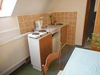 Kuchyňka v pokoji - Benecko