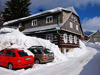 ubytování Ski areál Větrov Chalupa k pronajmutí - Rokytnice nad Jizerou
