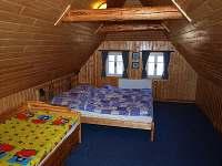 Pokoj č.2 pro 4 osoby - možnost jedné dětské postýlky