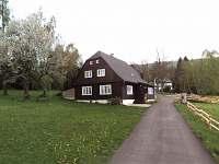 Chata Čeřovský Harrachov - k pronájmu