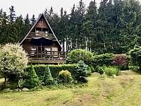 Chata k pronajmutí - dovolená  Trutnov - Pekelský rybník rekreace Oblanov