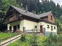 ubytování Paseky nad Jizerou v apartmánu na horách