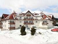 ubytování  v apartmánu na horách - Harrachov