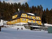 ubytování v penzionu na horách