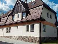 Čistá v Krkonoš. ubytování 4 osoby  ubytování