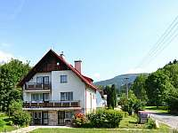 Čistá v Krkonoš. ubytování 13 lidí  pronajmutí