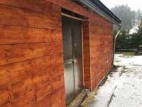 Lyžárna/kolárna - apartmán k pronajmutí Pec pod Sněžkou - Velká Úpa
