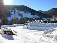 zima - Pec pod Sněžkou - Velká Úpa