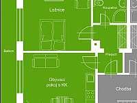 Apartmán 1 - Harrachov
