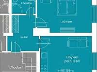 Apartmán 2 - Harrachov