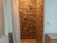 apartmán - sprcha