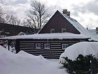 ubytování Ski areál Herlíkovice - Bubákov Chalupa k pronajmutí - Černý Důl