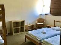 Pokoj 4 dvě lůžka s palandou - Hertvíkovice