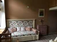 Obývací pokoj - apartmán k pronájmu Svoboda nad Úpou