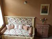 Rozkládací gauč s matrací - apartmán ubytování Svoboda nad Úpou
